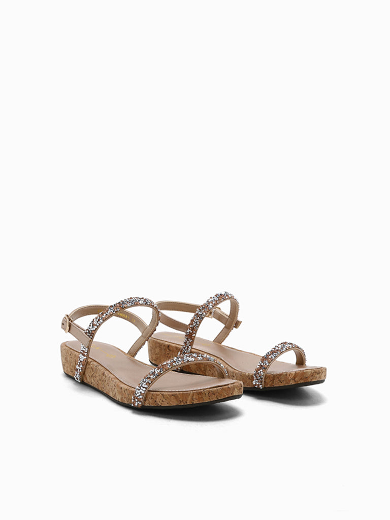 Alessandra3 Wedge Sandals