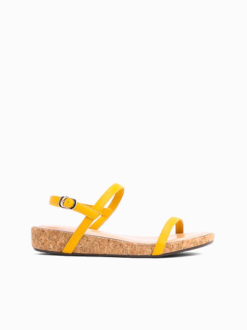 Angelonia Wedge Sandals
