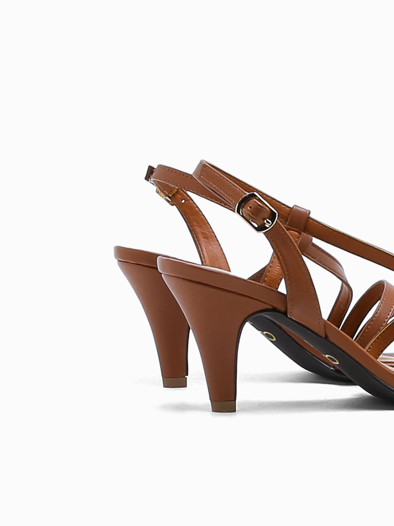Angelou Heel Sandals