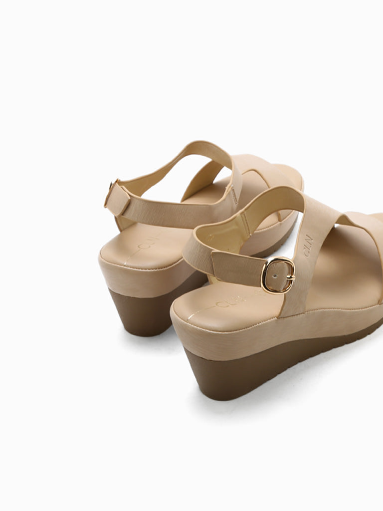 Baguio Wedge Sandals
