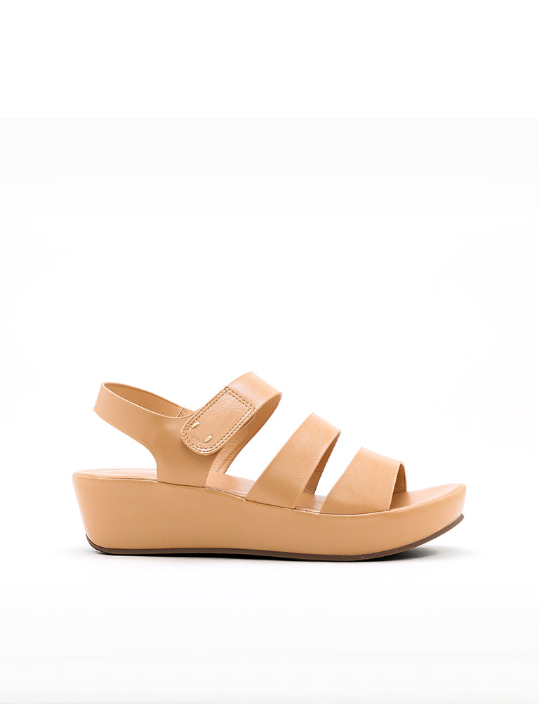Cannes Wedge Sandals
