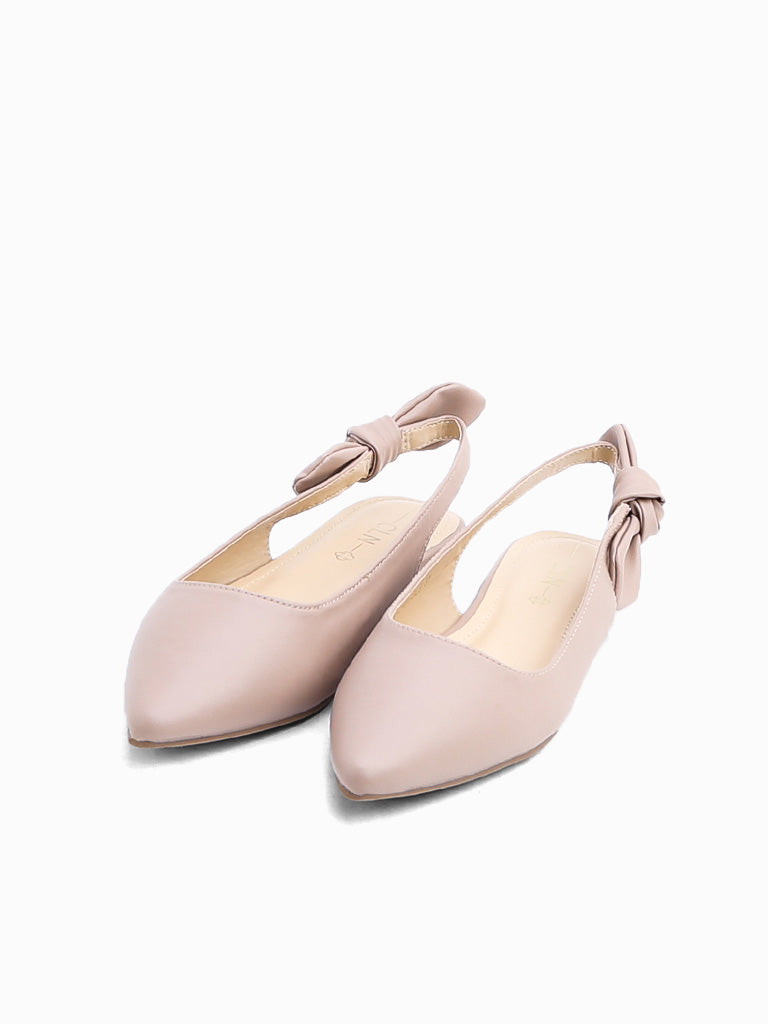 Capable Flat Ballerinas