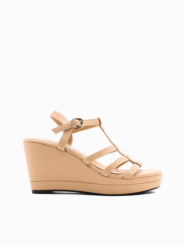 Emmen Wedge Sandals