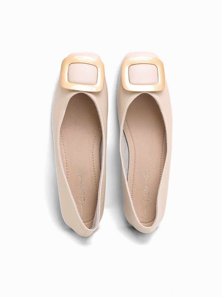 Fairbanks Flat Ballerinas