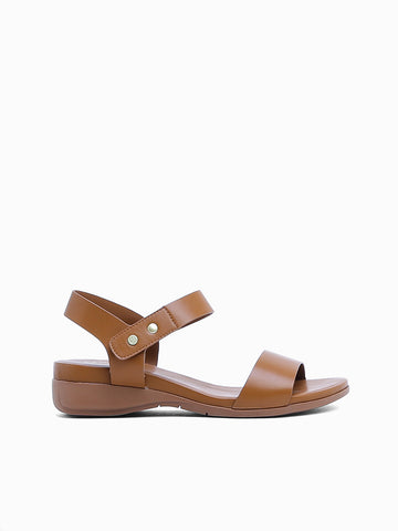 Geline Wedge Sandals