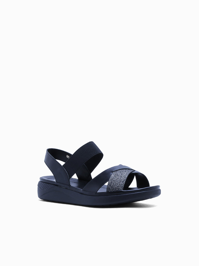 Genevieve Wedge Sandals