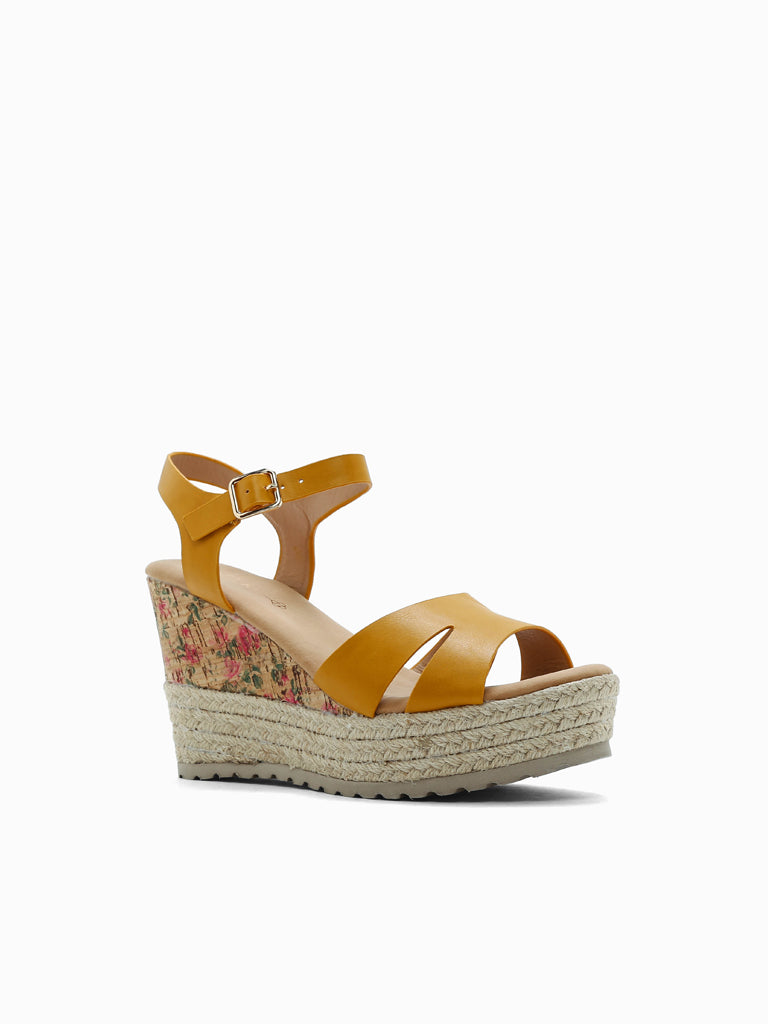 Humility Wedge Sandals