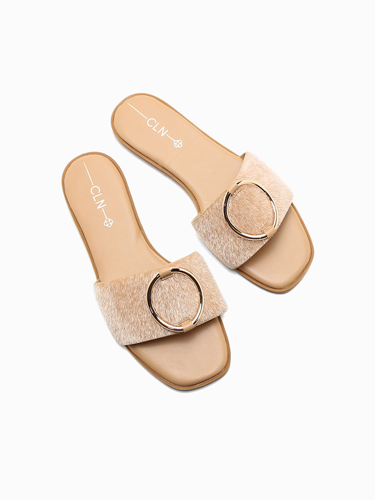 Janey Flat Slides