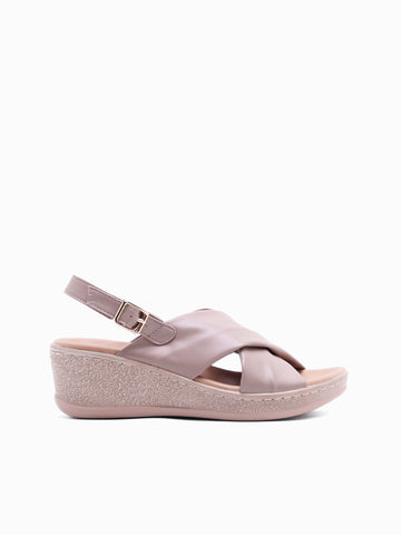 Jonabelle Wedge Sandals