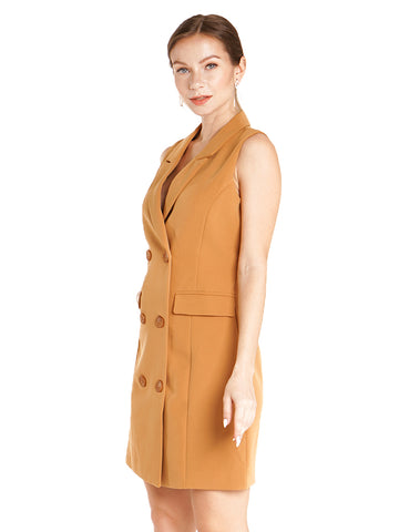 Nectarine Dress