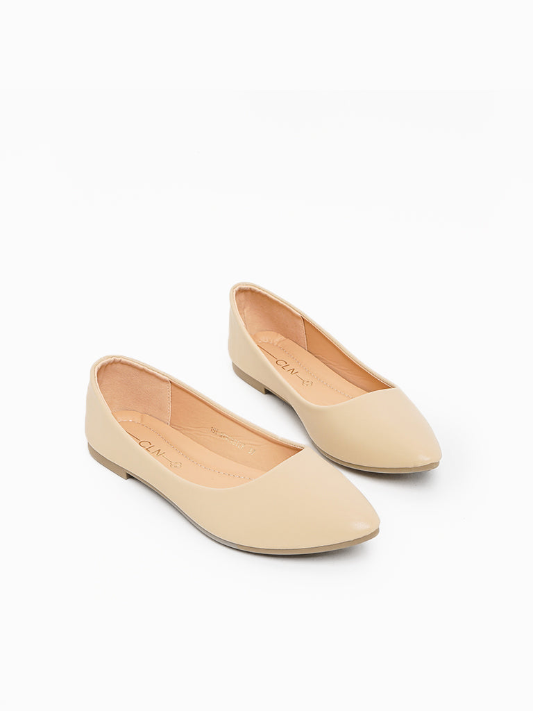 Newcastle Flat Ballerinas