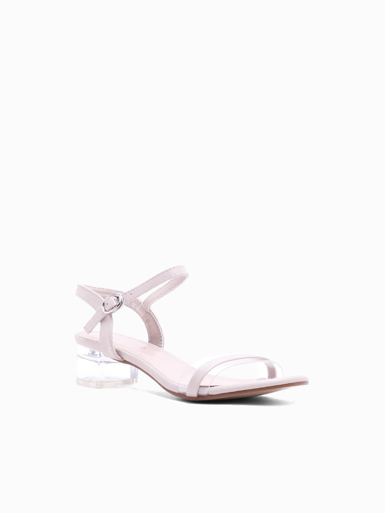Poised Heel Sandals