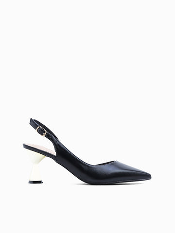 Protea Heel Pumps