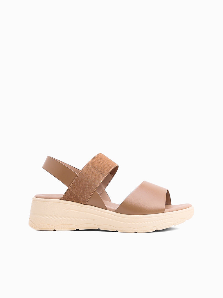 Quirky Wedge Sandals