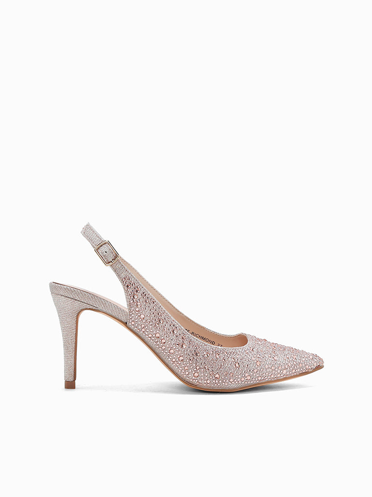 Richmond Heel Pumps