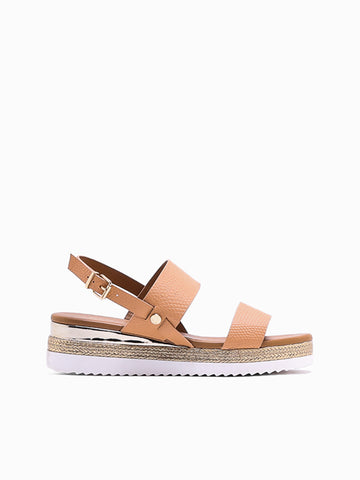 Stargazer Wedge Sandals