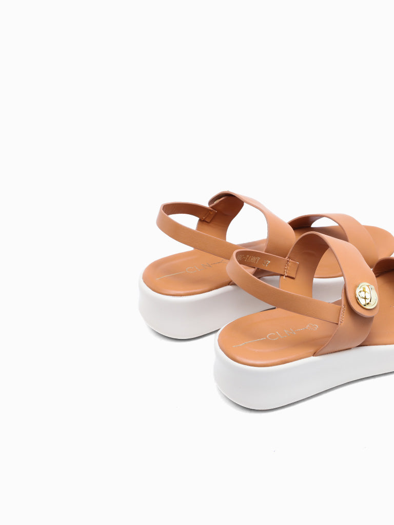 Tammy Wedge Sandals
