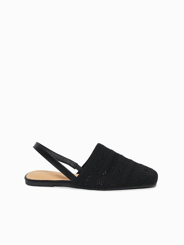 Temperence Flat Mules