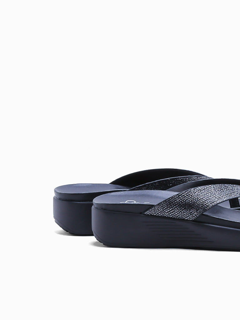 Terri Wedge Slides