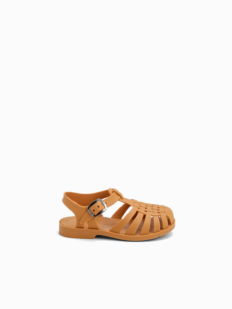 Toffee Flat Sandals (Kids)