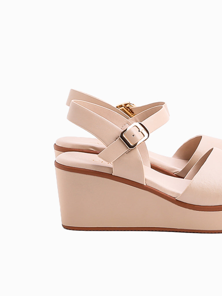 Trillium Wedge Sandals