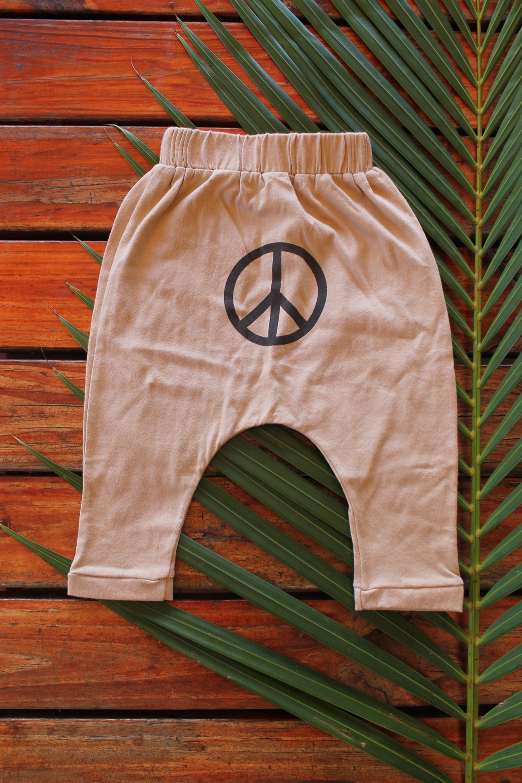 Small Peace Long Harem Pants LAST PAIR!