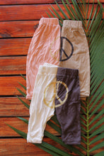 Big Peace Long Harem Pants