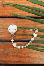 Wooden Soother Chain