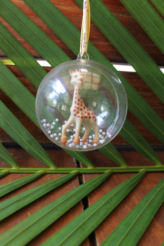 Sophie the Giraffe – Christmas bauble