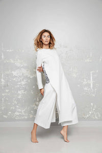 MAXI TOP [MARBLE]
