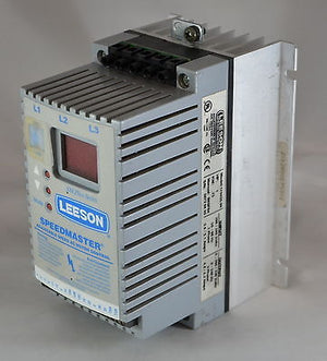 174455.00  -  Leeson  -  Variable Frequency Drive