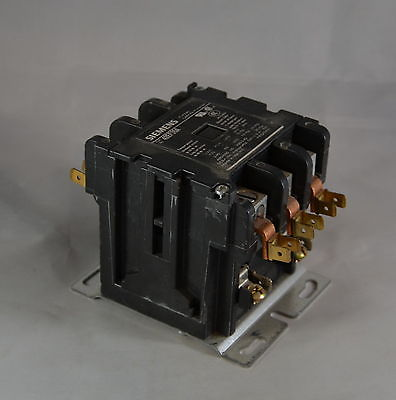 42EF35A  -  Siemens  -  Definite Purpose Contactor
