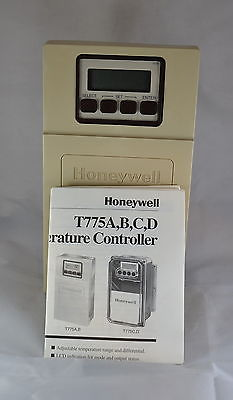 T775A1019 - 63-2489 Honeywell 1x In 2x Out Relay  Remote Temperature Controller