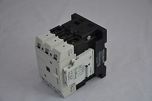 DIL4M 110/120VAC Moeller Contactor DIL 160A 50HP@230V 100HP@480V