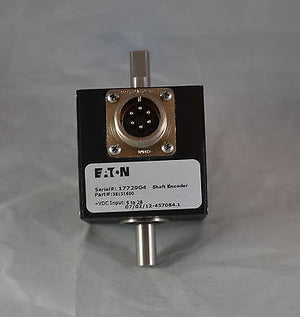 38151600 Eaton Cube Shaft Encoders38151 Quadrature 600 Pulses per Rev Encoder