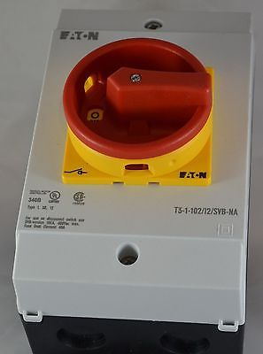 T3-1-102/12/SVB-NA KLOCKNER MOELLER - T3 1 102 - CAM SWITCH ROTARY CAMSWITCH