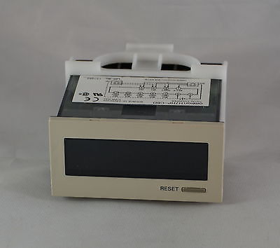 H7HP-C8D   -  Omron  -  8-Digit Total Counter