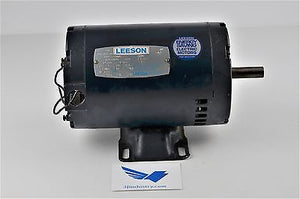 C4T17DH6A  -  Leeson C4T Motor