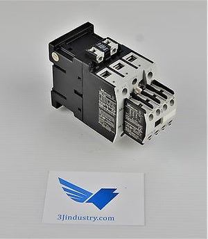 Contactor - DIL1M - Coil 110/120VAC  /  22DILM  -  KLOCKNER MOELLER DIL Contacto