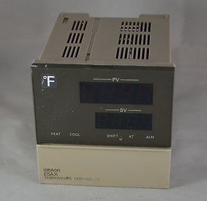 E5AX AC100-240   -  Omron   -  Temperature Digital Controller  E5AX-100 to 240 V