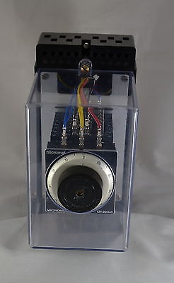 0501.24.036  -  MICROMAT  -  Micronor Potentiometer  10K   5% 5W   -   0501.24.0