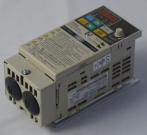 3G3MV-CB002 OMRON 3G3MV CB002 DRIVES VFD DRIVE MV IPH 240VAC  1/4HP 1.6A