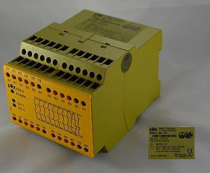 PZE9 - 774150 - PILZ Safety Relay, PZE9 24VDC / PNOZ X 24Vdc 8NO 1NC