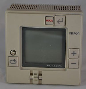 H5L-A OMRON Timer H5L A Weekly Control with a Large Time Display 110/120VAC