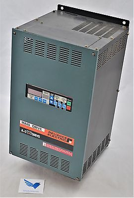 Drive Reliance - GP-2000 - 2GU41020 - 3ph 460Vac / 20HP / 21.5KVA  -  RELIANCE E