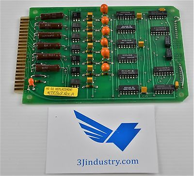 Board 178368 REV A - INTERFACE CARD ASSY NO 484115 REV   -  HARRIS GRAPHICS  178