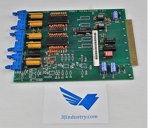 BOARD Q/T 6377 Rev A - RSG4 RATIO METRIC NO SAFE 0-30VDC - C900058720020  -  QUA