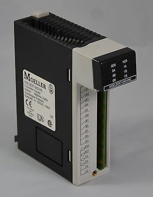 XIOC-2CNT-2AO-INC Klockner Moeller PLC XIOC XC Card 2 Counter Inp / 2 Analog Out