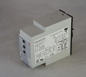 PMC01D724  -  Carlo Gavazzi  -  DPDT Multifunction Timer
