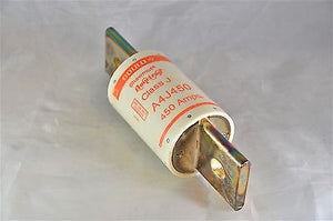 A4J450  -  GOULD SHAWMUT  -  Fuse 450a Fast Acting/Class J Fuse